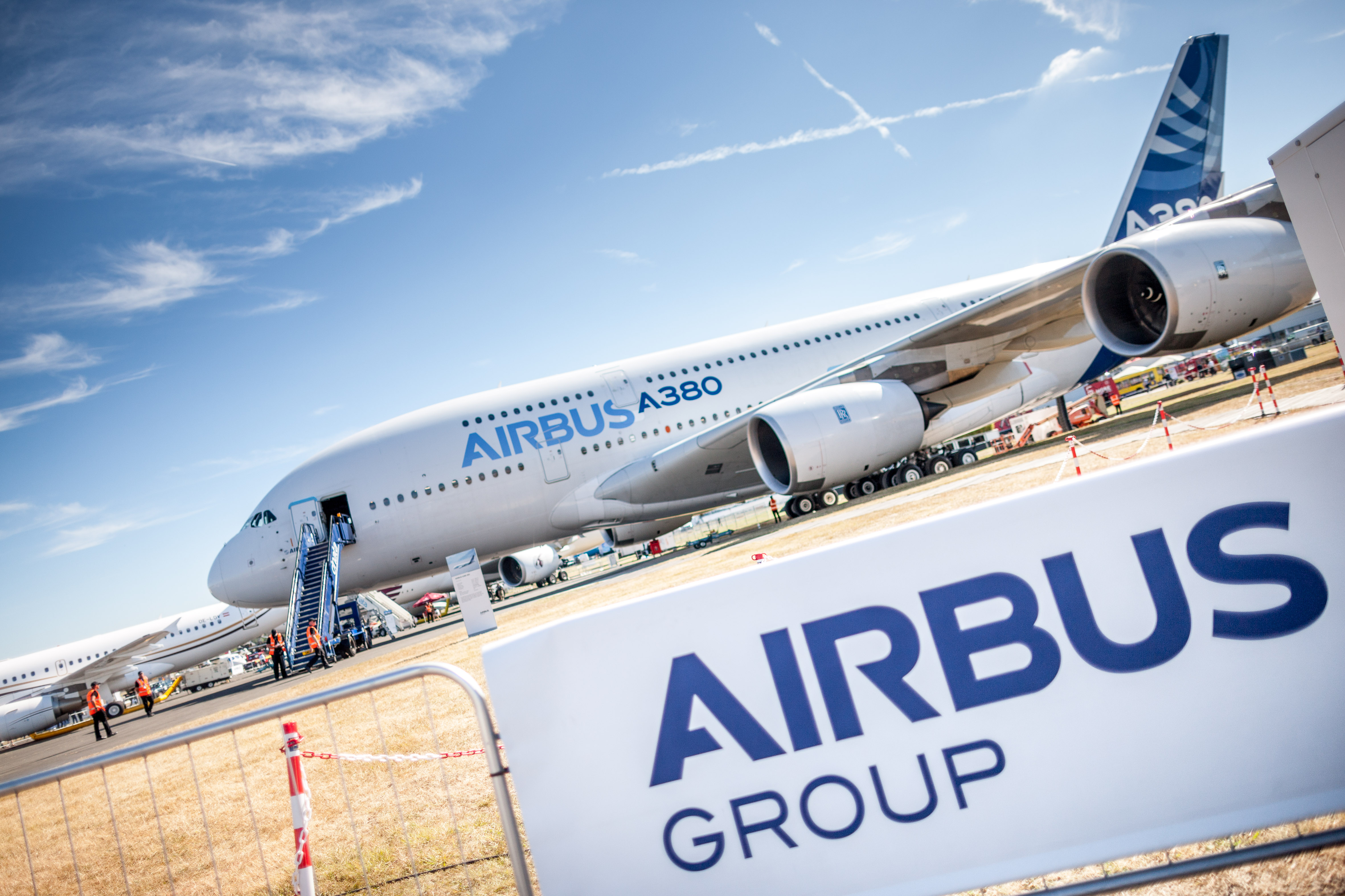Risk UK Securitas flying high with Airbus Group in wake of