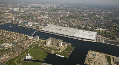 ExCeL London: the home of IFSEC International 2015