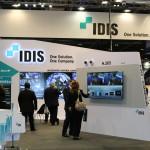 The IDIS Stand at IFSEC International 2015