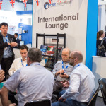 The International Lounge will once again prove popular for both UK delegates and those from overseas