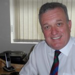 Joe Connell: newly-elected chairman of the Association of Security Consultants