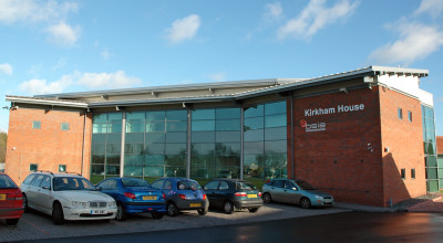 Kirkham House: the Worcestershire hq of the BSIA