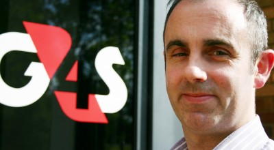 Tom Feeney: changing roles at G4S Facilities Management