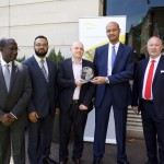 Axis Security has recognised its outstanding employees