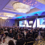 The BSIA's Annual Luncheon, Security Personnel Awards, Apprentice Installer Awards, SaferCash Special Awards and Chairman's Awards were held at the London Hilton Hotel on Park Lane (Photo Credit: BSIA)