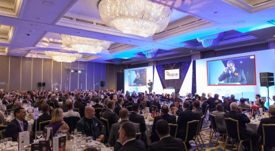 The BSIA's Annual Luncheon, Security Personnel Awards, Apprentice Installer Awards, SaferCash Special Awards and Chairman's Awards were held at the London Hilton Hotel on Park Lane