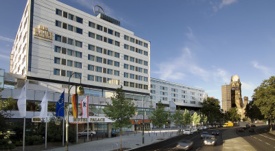 The Hotel Palace, Berlin: venue for ISSE 2015