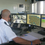 Inside the States of Jersey Police CCTV Control Room