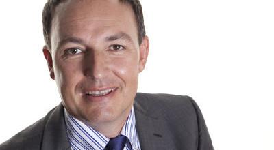 Simon Banks of CSL DualCom: winner of the 2015 Peter Greenwood Award