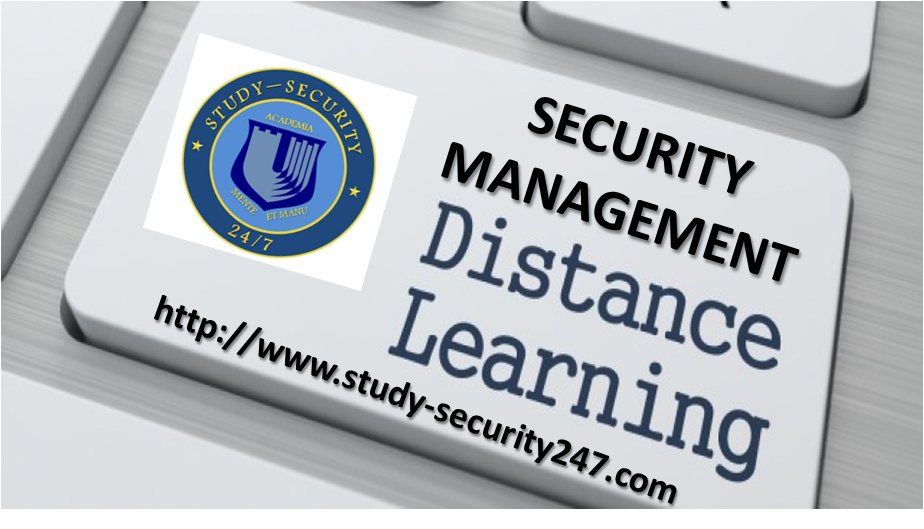 introduction to security management pdf