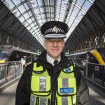 BTP's Deputy Chief Constable Adrian Hanstock