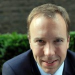 Matthew Hancock MP: Minister for the Cabinet Office
