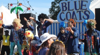 Showsec provided security and safety solutions at Camp Bestival 2015