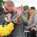 Showsec's close liaison with Staffordshire Police helped to make the 2015 V Festival in Staffordshire a great success