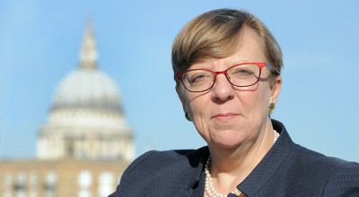 Alison Saunders: the Director of Public Prosecutions