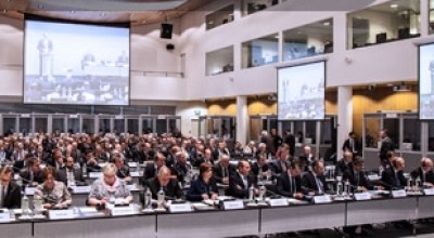 The European Police Chiefs Convention was held at Europol's headquarters in The Hague