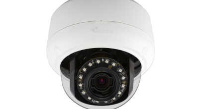 Tyco Security Products' Illustra Pro IP Mini-Dome camera