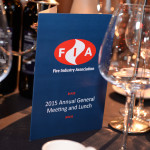 340 members and guests attended the FIA's 2015 AGM