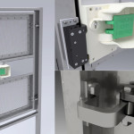 3D representation of several of Zaun's security solutions for end users