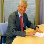 Alan Clamp: CEO of the SIA