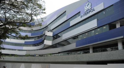 Interpol's Global Complex for Innovation, which is based in Singapore