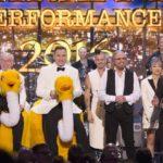 The Royal Variety Performance 2016. Photograph: Matt Frost. Image courtesy of ITV Studios
