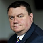 Steve White: chairman of the Police Federation