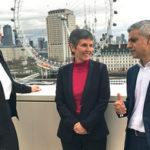 Left to Right: Home Secretary Amber Rudd, Cressida Dick and London Mayor Sadiq Khan