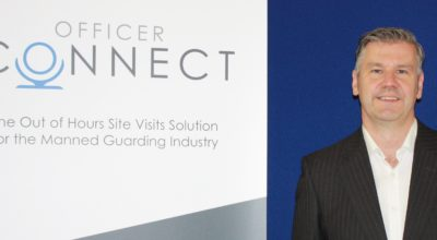 Officer Connect's director and founder Steve Kennedy