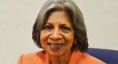 Millie Banerjee CBE: the new chairman of the College of Policing