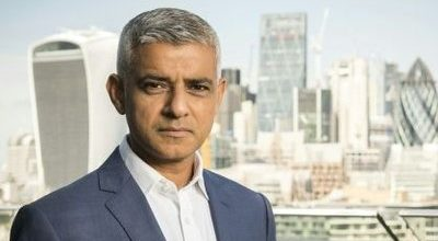Sadiq Khan: Mayor of London