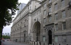 Thames House in London: the home of MI5 (Photo Credit: Wikimedia Commons)