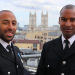 PC Leon McLeod (left) and PC Wayne Marques