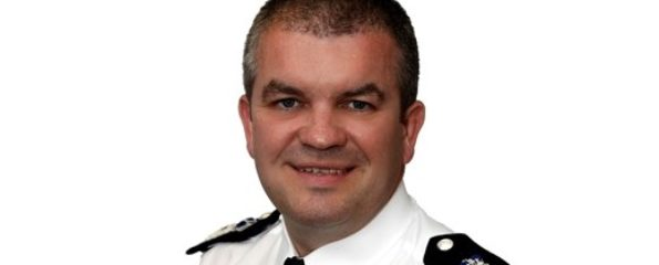 Martin Hewitt: taking the chair's role at the NPCC