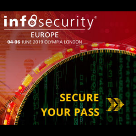 Info security Europe 2019