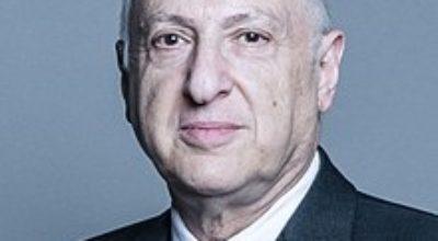 Lord Alex Carlile of Berriew QC