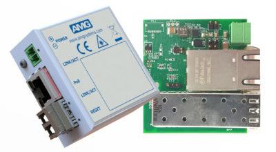 The AMG9HMEC mini-media converter