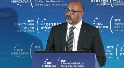 Neil Basu: head of Counter-Terrorism Policing