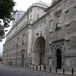 Thames House where the JTAC is based